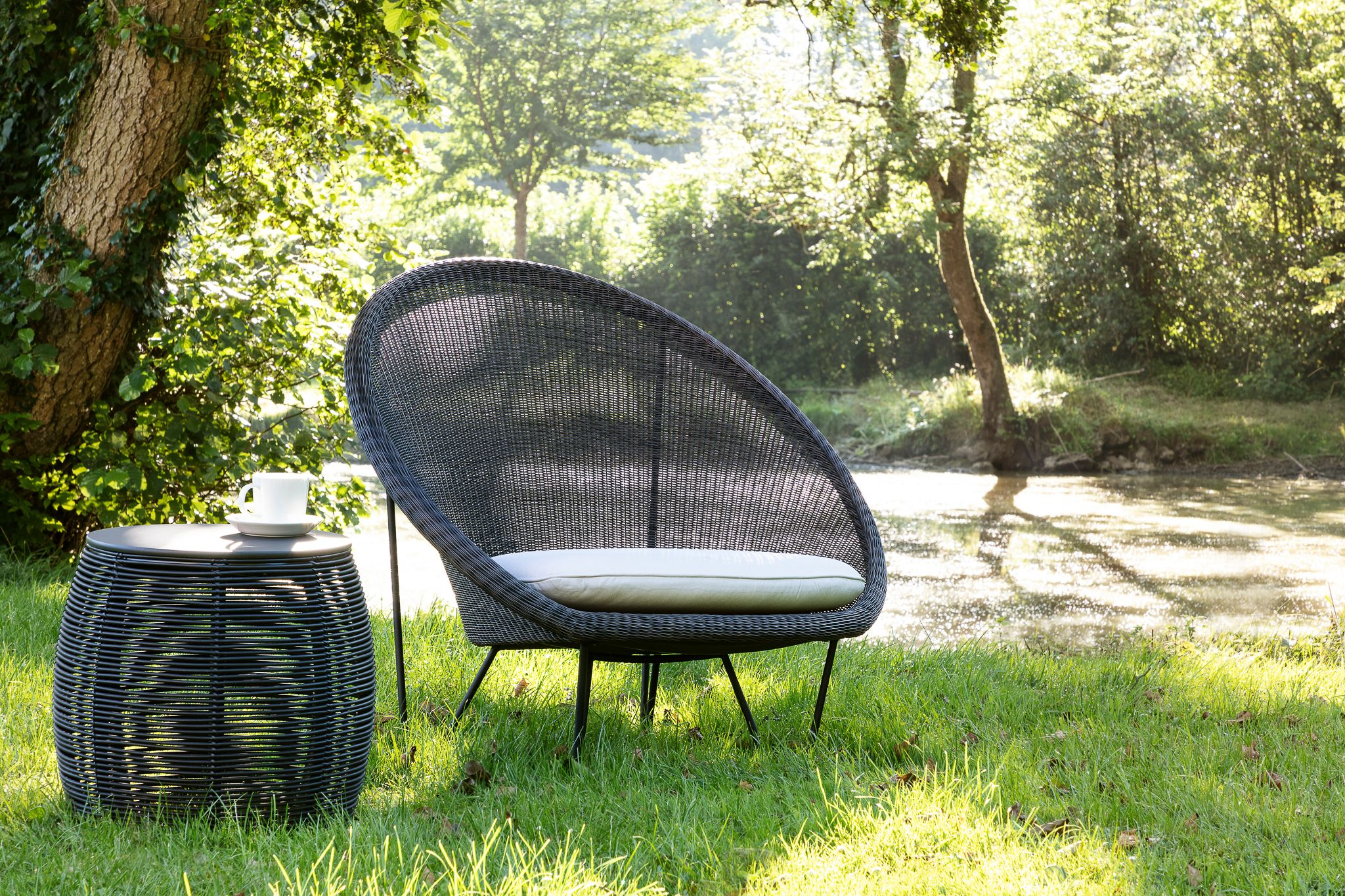 Enjoy A Sunny Day Outside By Lounging In This Cosy Gipsy Cocoon