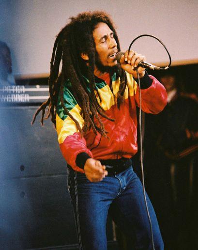Jammin' Style   ICONS   Reggae bob marley, Image bob ...