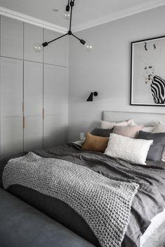 15 Cool Gray Bedroom Ideas To Your Bedroom Graybedroom Gray Bedroom Decoration Black Gray Bedroom Function Living Room Grey Bedroom Interior Bedroom Design