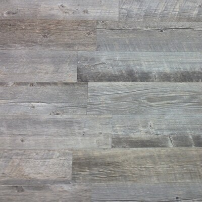 style selections natural timber ash 8-in x 48-in porcelain