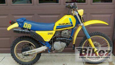 suzuki dr 250 - google search | bikes | pinterest