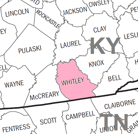 Wofford, Kentucky | Whitley County, Kentucky | Learn | FamilySearch