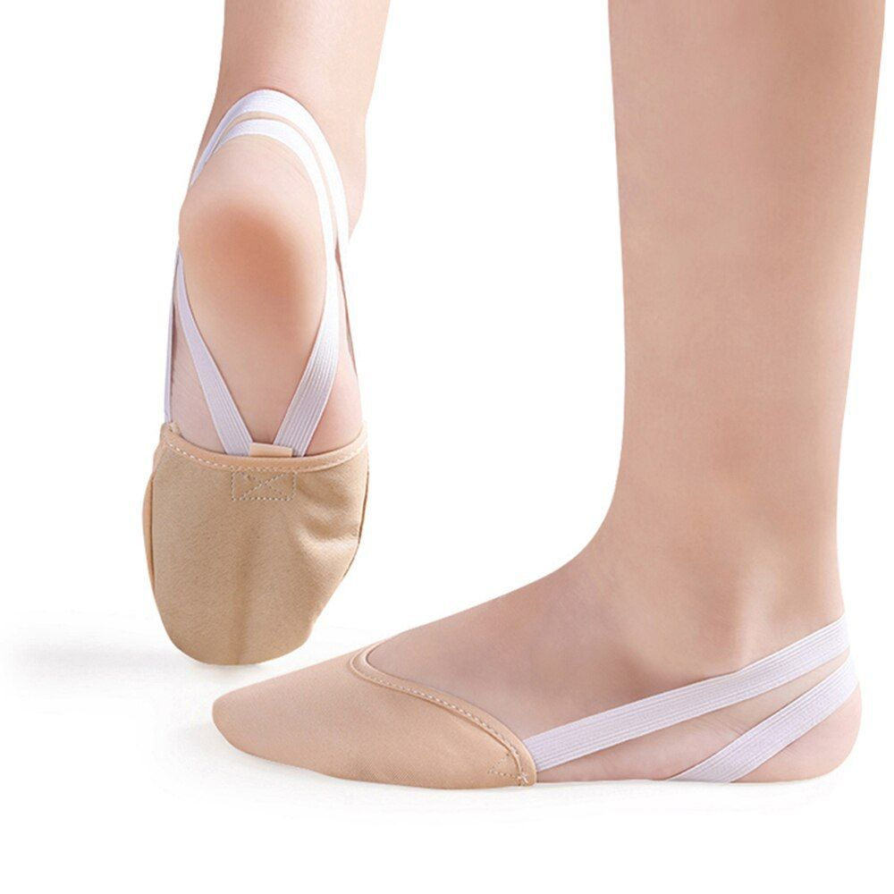 Demine Belly Pilates Shoe Insole Dancing Pointe Pads for