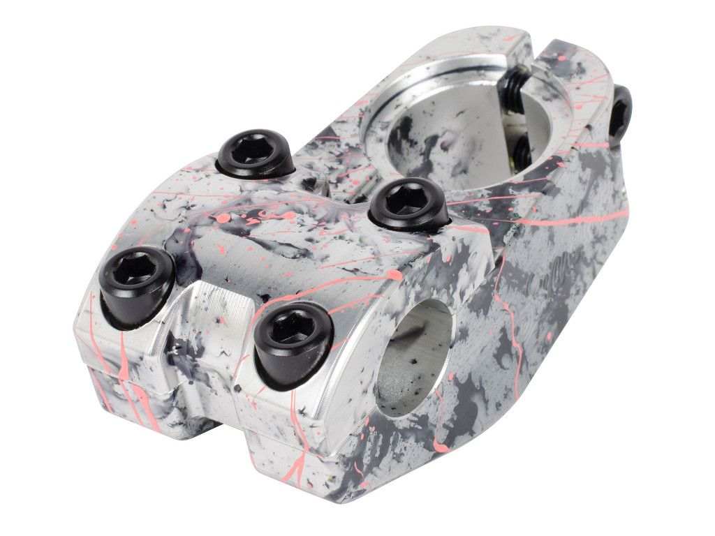 "The Shadow Conspiracy ""Chula"" Topload Stem - Flamingo Blood | kunstform BMX Shop & Mailorder - worldwide shipping"