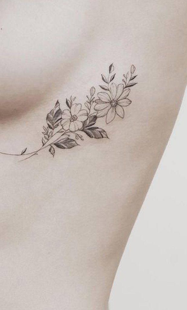30 Delicate Flower Tattoo Ideas Birth Flower Tattoos Narcissus Flower Tattoos Daffodil Tattoo