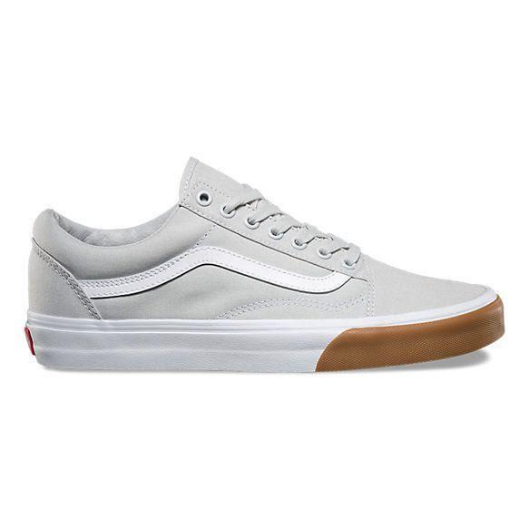 vans gum bumper old skool sneaker