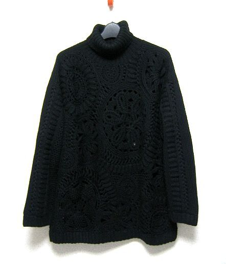 hand knit dy ficce uomo.