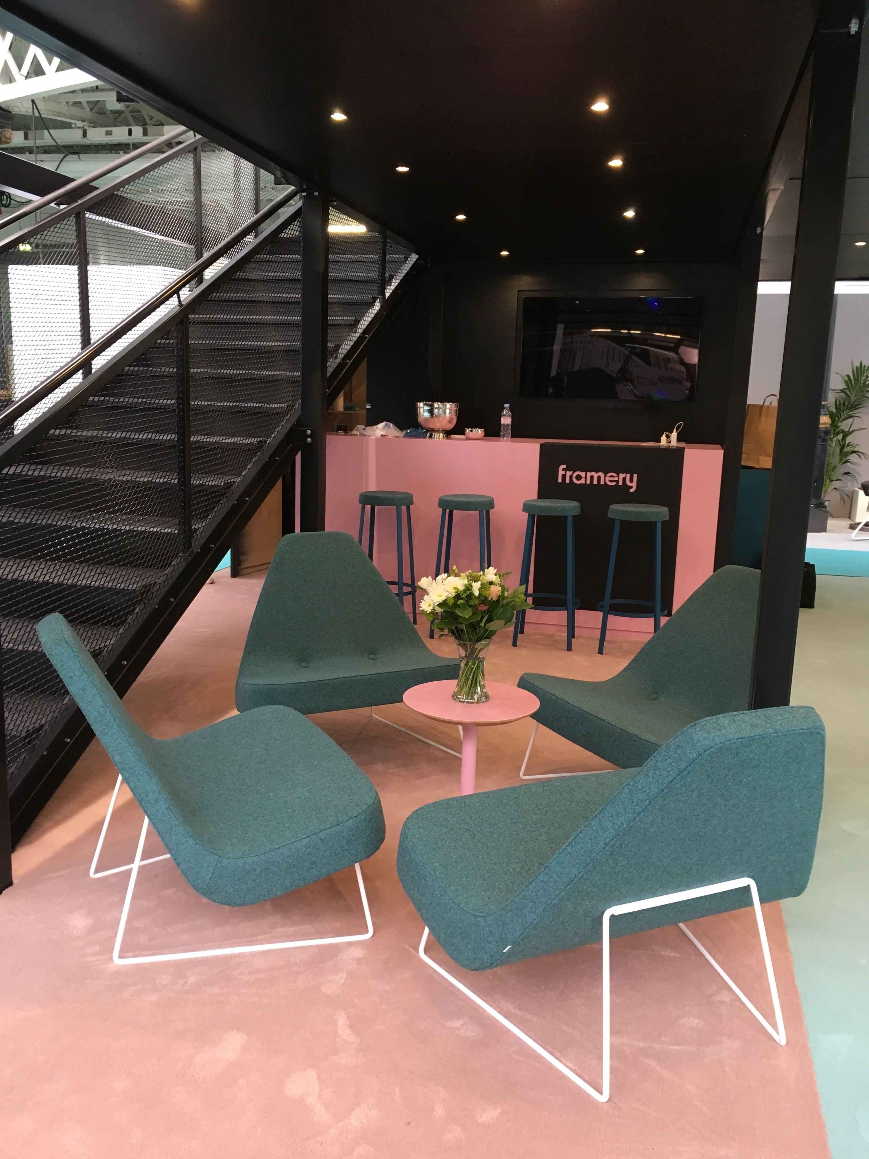 100 percent design 2017 at framery and office blueprint london 100 percent design 2017 at framery and office blueprint london design festival home decor malvernweather Gallery