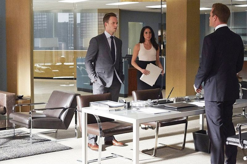 Office Interior Styling For The Harvey Specter Look Office Suits