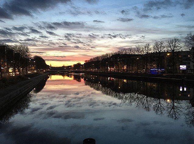Bonjour Caen Avec Un Beau Decor Saisi Par Mano 972