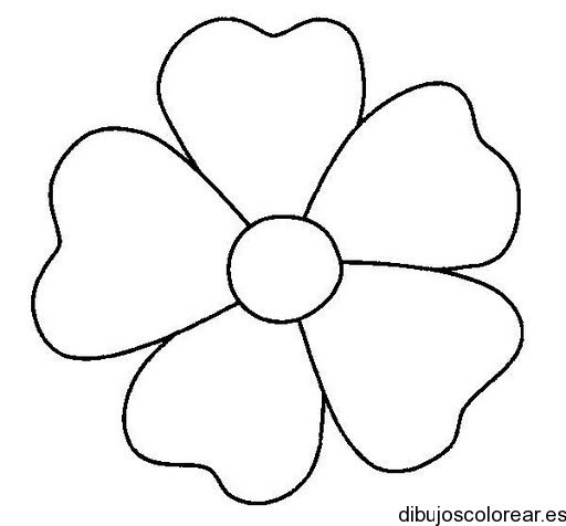 dibujos para pintar flores - Búsqueda de Google