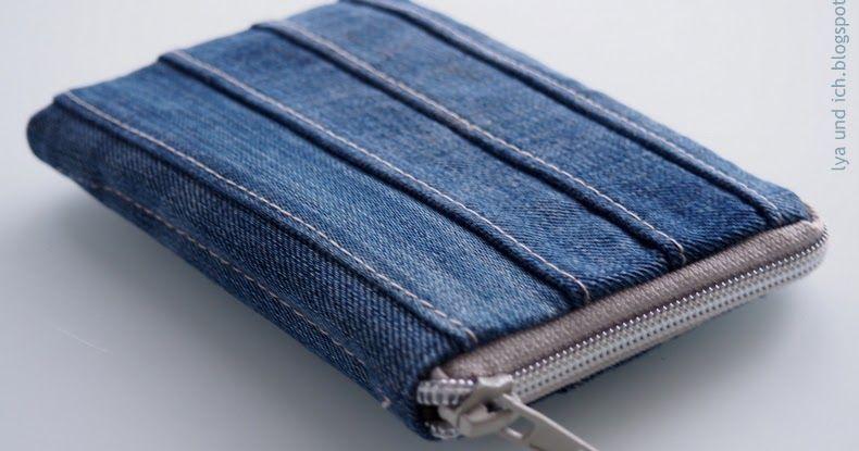 los fragmentos de jeans de mi bolso chobe no podían salir de mi cabeza :) …