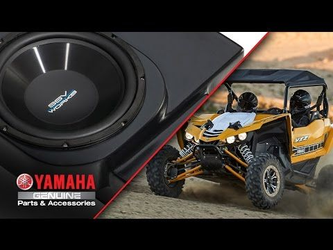 Yamaha YXZ1000R Audio Accessories | Pure Sport Side-by-Side