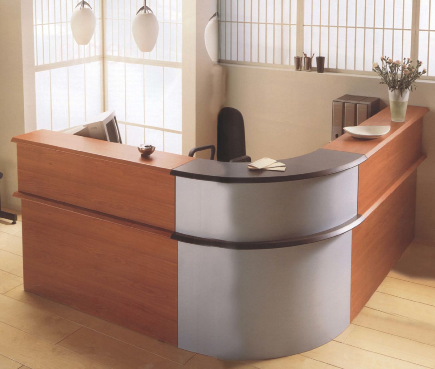 Used Office Furniture Reception Desk For Home Check More At Http
