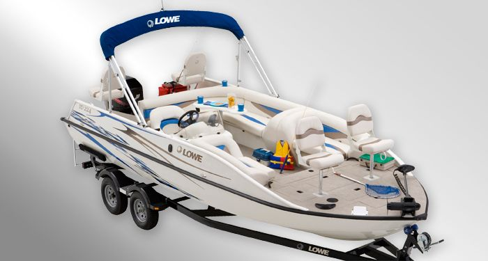 Lowe Boats - SD224 Sport Deck Fish   Aluminum Deck Boats   Fishing Deck Boats : 2013