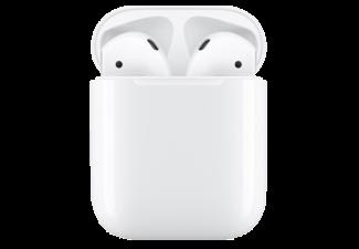 Apple Airpods Mit Ladecase 2 Gen True Wireless Kopfhorer In Weiss Kaufen Saturn Electronic Products Earbuds Headphones