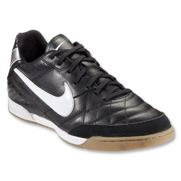 9c3c3ced7 Nike Tiempo Natural IV LTR IC (Black White)