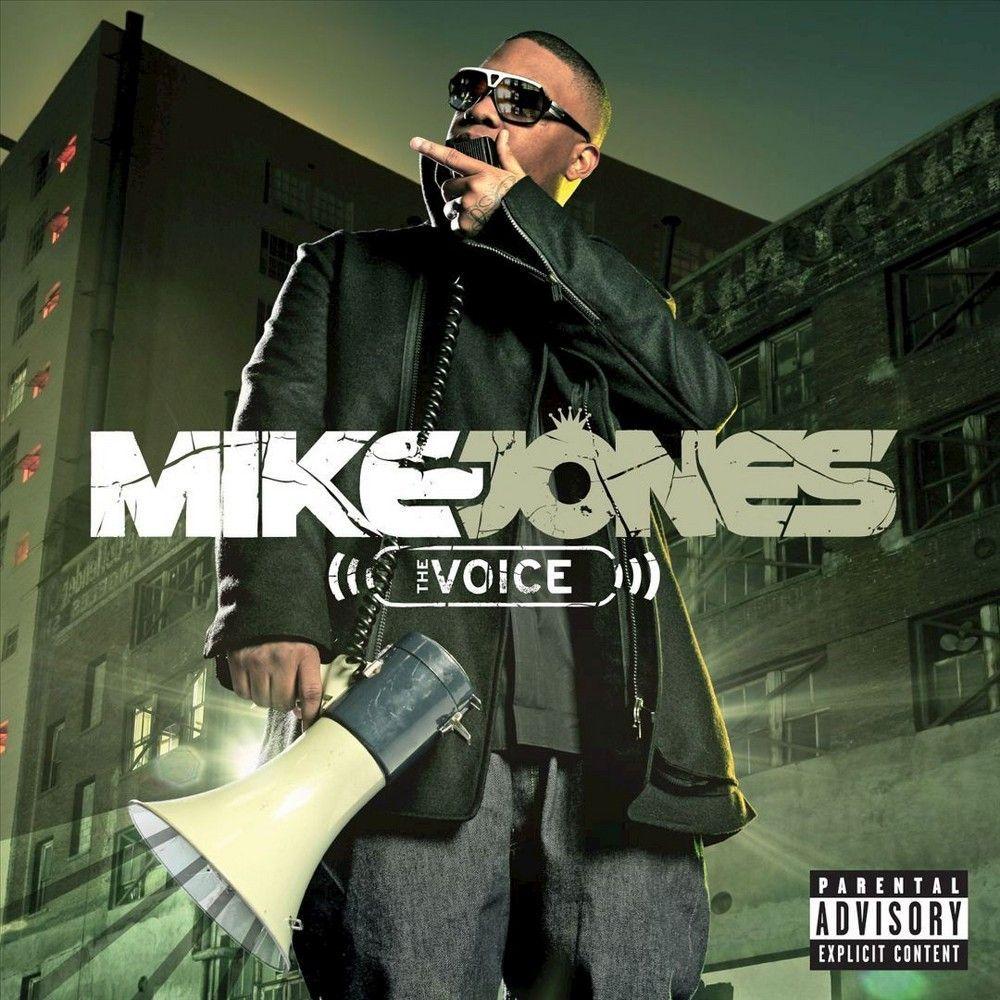 Mike Jones - The Voice [Explicit Lyrics] (CD)