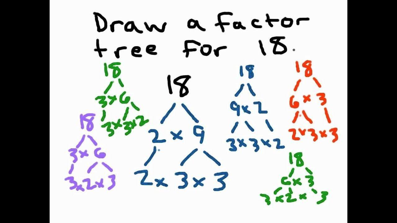 16 Math Worksheets Grade 8 Factoring