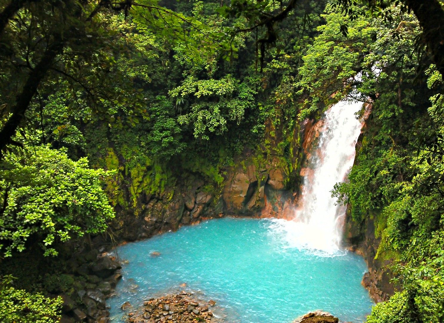 Image result for images of costa rica waterfalls on facebook