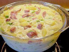 Kasseler - Auflauf mit Kartoffeln von ulkig | Chefkoch #sausagepotatoes