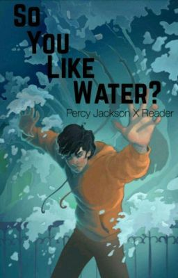 So, You Like Water? // Percy Jackson x Reader - Meeting Waterboy in