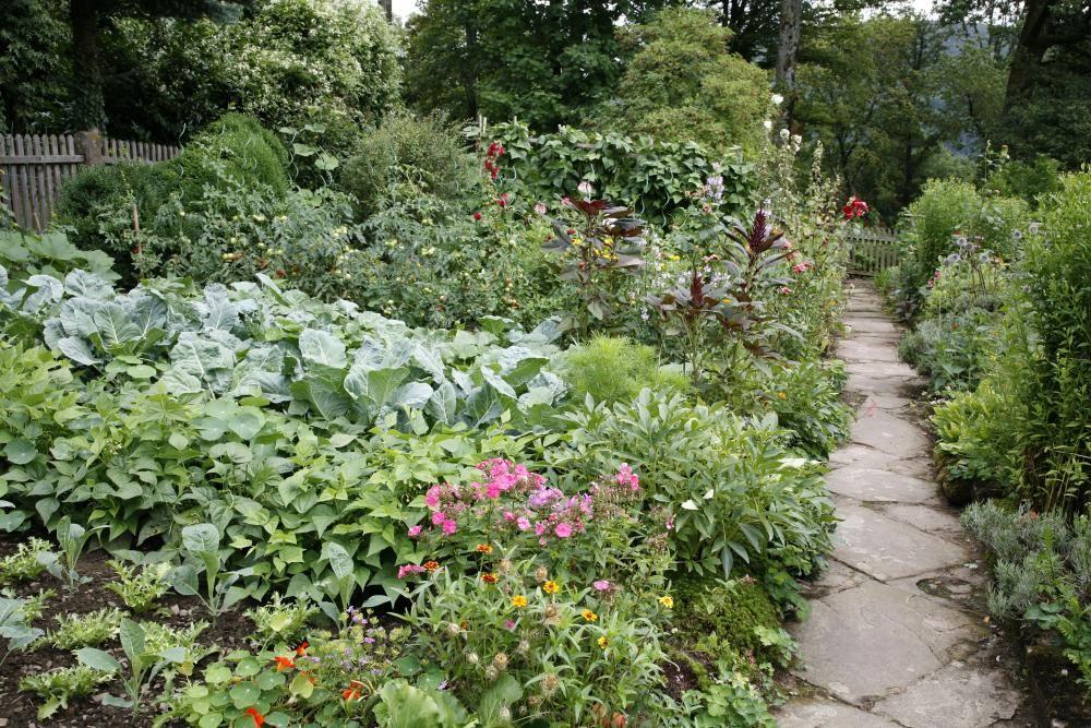 Bauerngarten: Anlegen, Gestalten und Bepflanzen | Bauerngarten ...