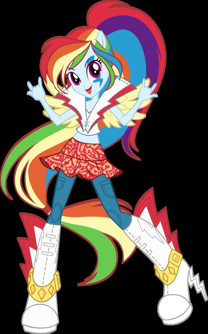 Twilight Sparkle Equestria Girls Dibujos Para Colorear De My Little Pony Humanas Rainbow Rocks Rainbow Dash Vector Rainbow Dash Equestria Girls