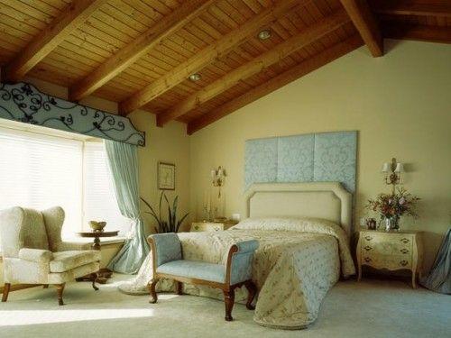Ursprüngliche Ideen Für Einen Kopfteil Im Schlafzimmer Auf Dem Dachboden