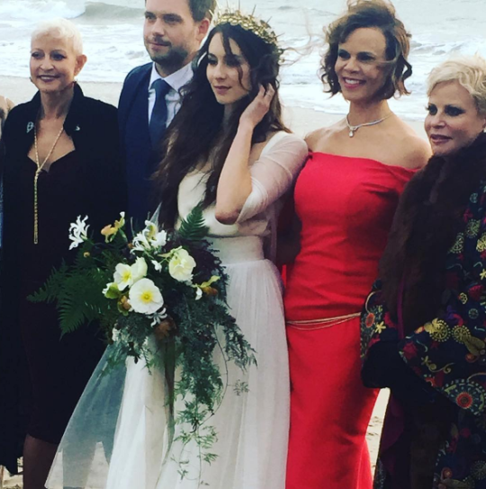 Troian And Patrick S Wedding