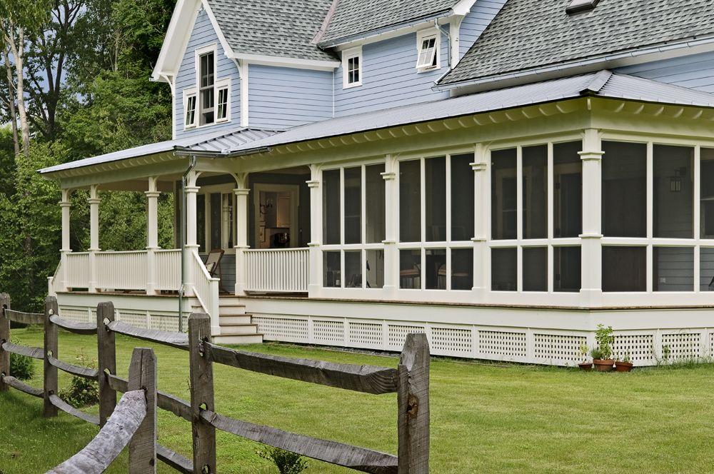 farmhouse porches Modern Farmhouse Design (Revisited