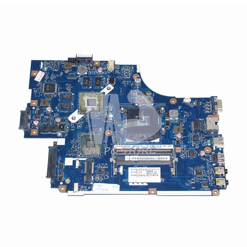 Mbrb902001 Mb Rb902 001 For Acer Aspire 5742 5742g Laptop Motherboard Pew71 La 5894p Hm55 Ddr3 Discrete Graphics 1gb Laptop Motherboard Motherboard Acer