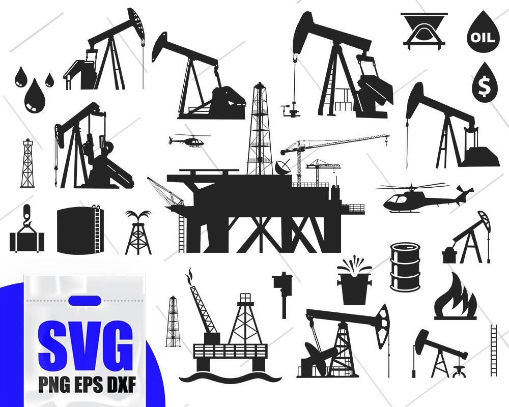 Oilfield Svg Oil Derrick Cricut Oilfield Wife Svg Oil Svg Oil Pump Oil Well Svg Oil Pipeline Svg Oil Rig Svg Gas Svg Oilfield Oil Well Oils