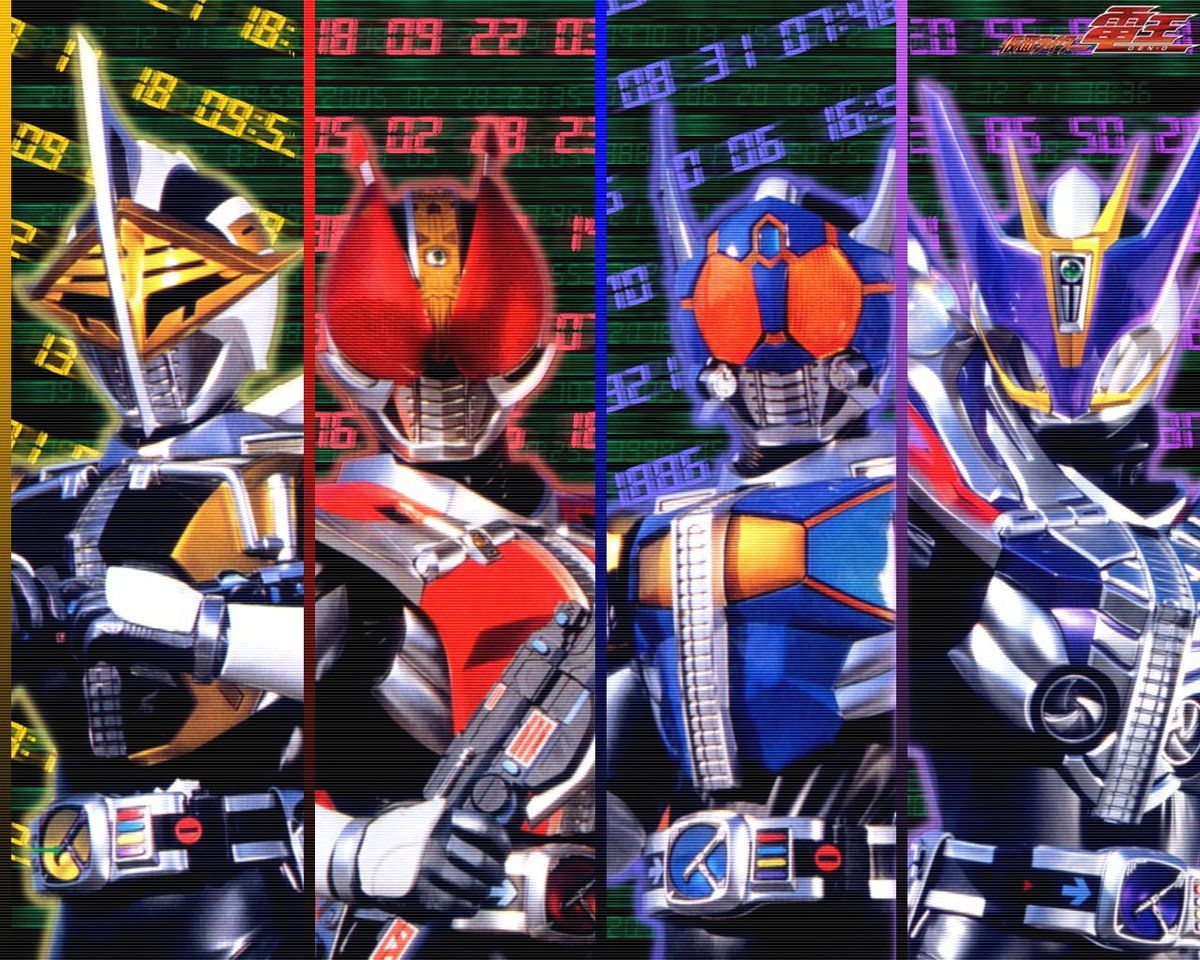 Kamen Rider Den O Wallpaper Pictures, Images Photos