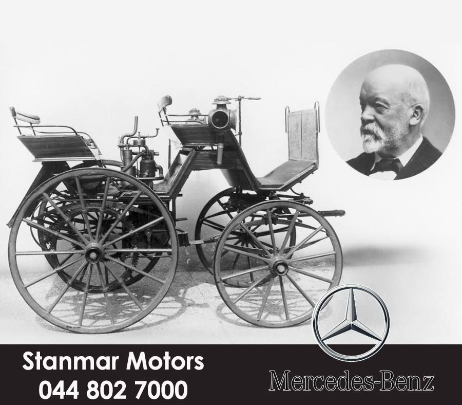 Fastfridayfact Gottlieb Daimler Was The First Man To Harness With