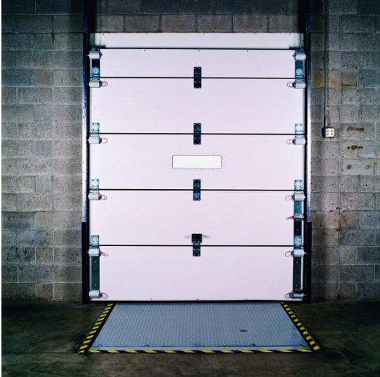 Tko Commercial Knock Out Door With Images Garage Doors