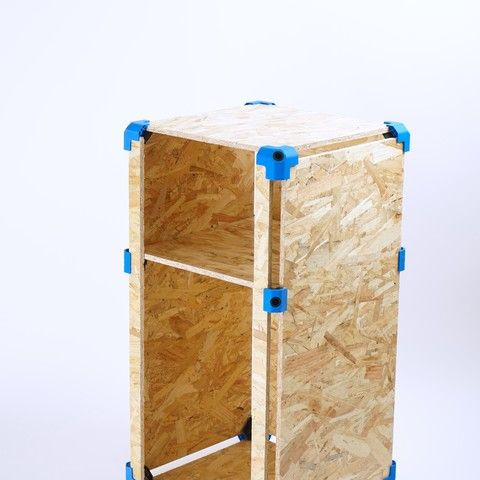Osb Concept Furniture Osb Osb Furniture 3d Printing