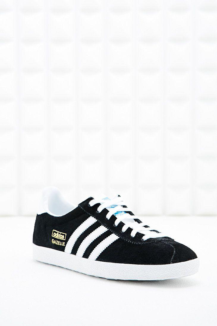 adidas gazelle noir daim