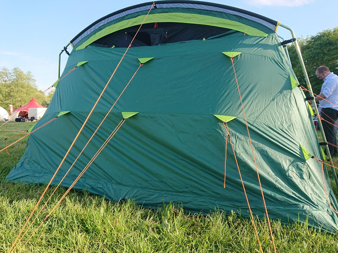 Royal Nevada 10 Select ZG Tent Reviews