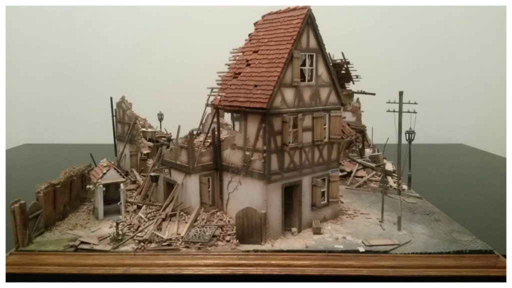 German Streets - Model page