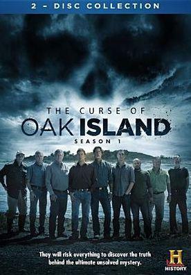 Curse of Oak Island: Season 1 in 2019 | Products | Oak
