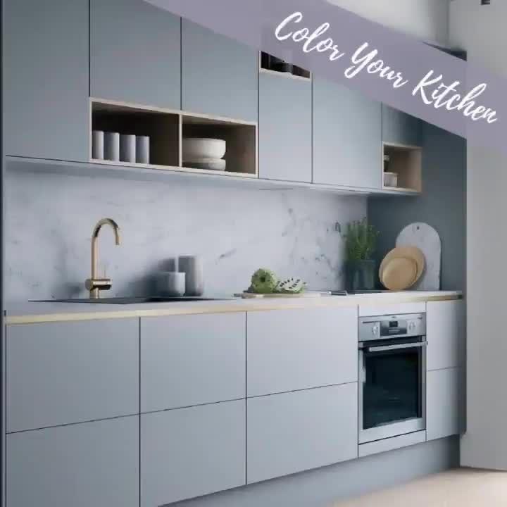Photo of Bellissime combinazioni di colori in queste cucine! Qual è il tuo preferito? Iscriviti per …