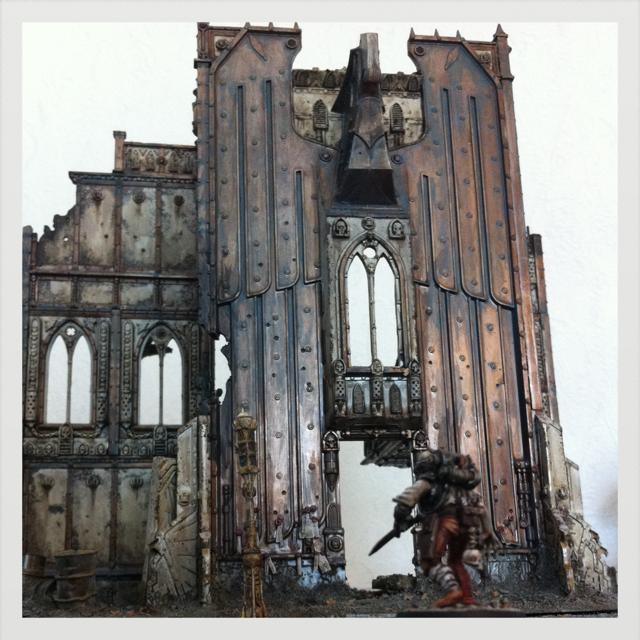 40k Imperial chapel
