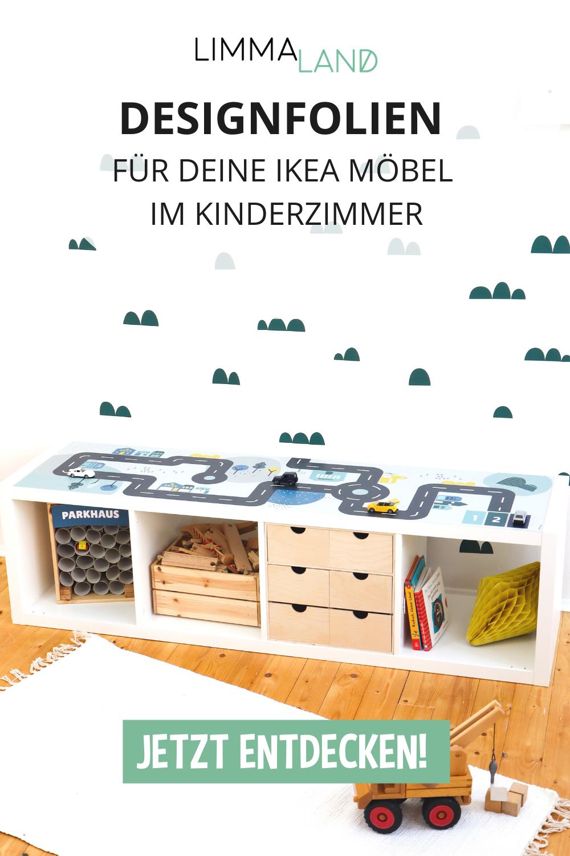 Gestalte dein IKEA Kinderzimmer neu