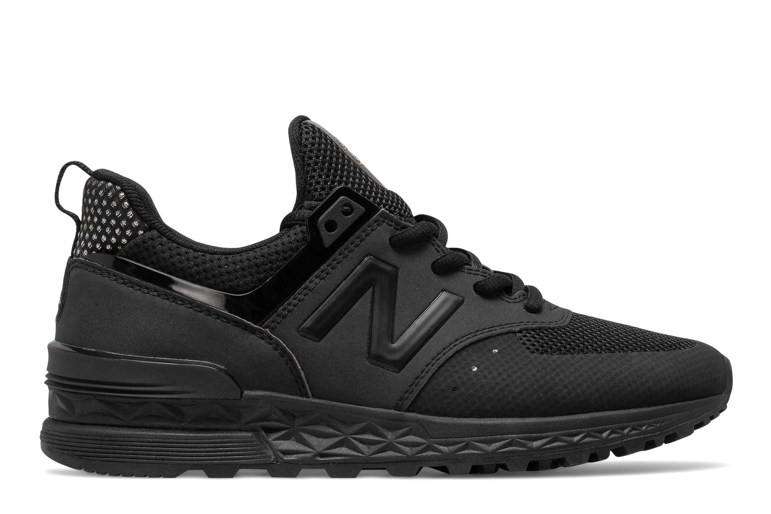 cheap for discount 0ccaa 38d24 El color  negro Zapatos Deportivos, Zapatos De Vestir, Zapatillas Mujer,  Zapatillas New