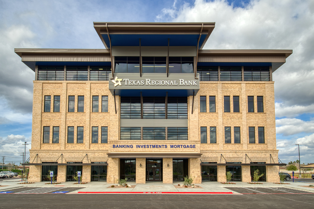 texas regional bank falfurrias