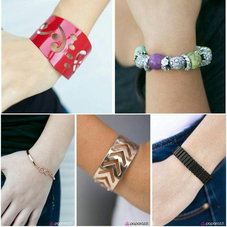 Theglamjunky.com  #jewelry #bracelets #5dollars