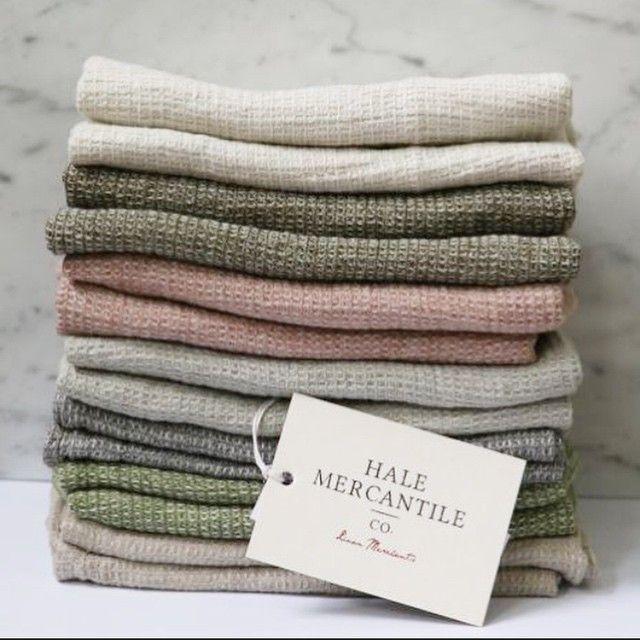 Linen Tea Towels Telas