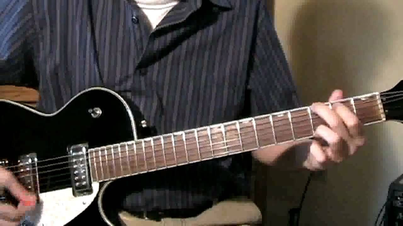 How To Play Long Cool Woman In A Black Dress Canciones Guitarras [ 720 x 1280 Pixel ]