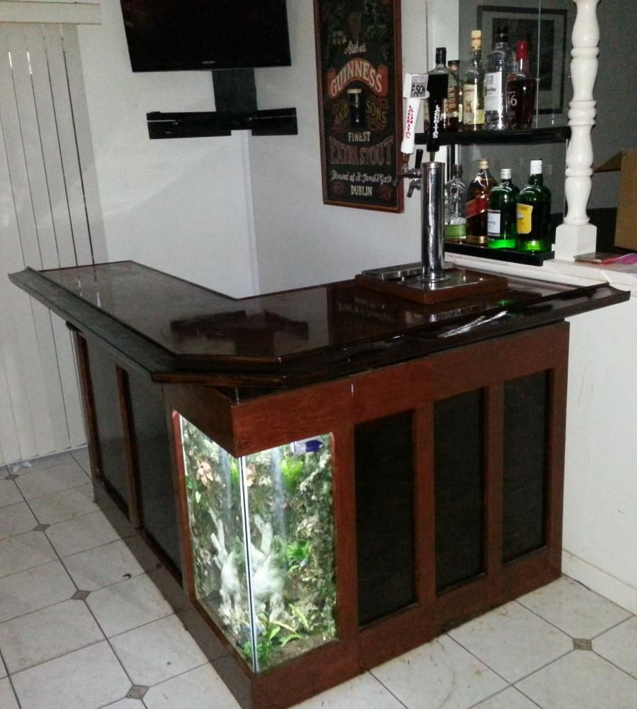 Beer tap systems for home - How To Build This Bar Kegerator System